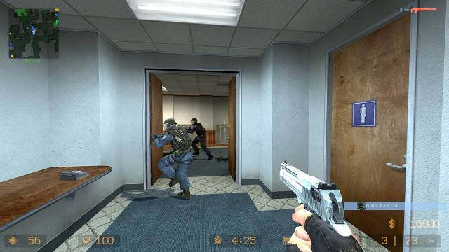 Counter Strike Source Free Download PC Gameplay