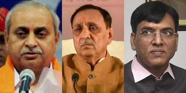विधायक दल की बैठक से पहले गुजरात भाजपा अध्यक्ष के आवास पर बैठक, जानिए चुनाव से पूर्व भाजपा की हर बार सीएम बदलने की रणनीति