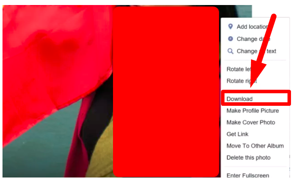 How To Download Facebook Albums To Computer<br/>