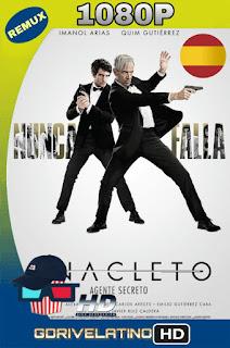 Anacleto Agente Secreto (2015)[CAS] BDREMUX 1080P MKV