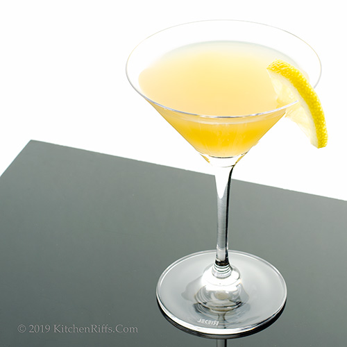 The Honolulu Cocktail