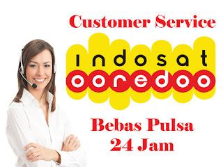 Nomor Call Center Indosat Ooredoo Bebas Pulsa