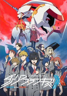 Darling in the FranXX Episode 01 Subtitle Indonesia