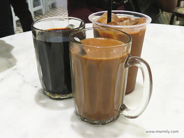 drinks, coffee Malaysia Boleh! Four Seasons Place KL