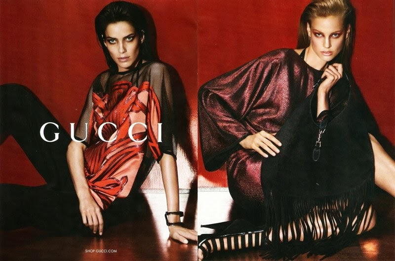 Gucci Campaign 2014 by mert and marcus