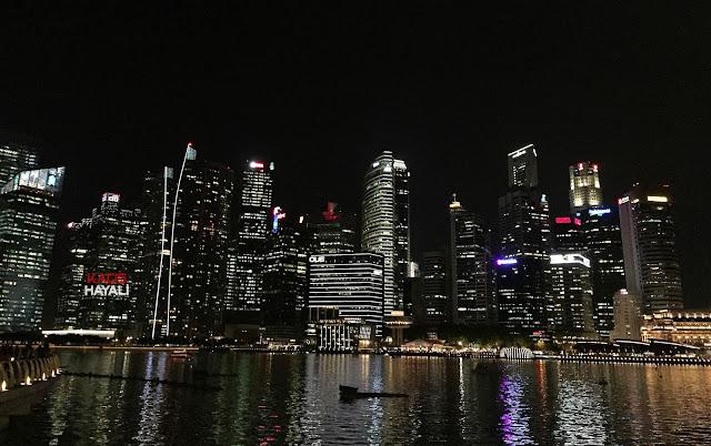 Singapur Marine Bay