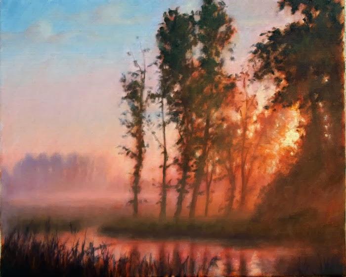 Современный американский художник. Michael Orwick