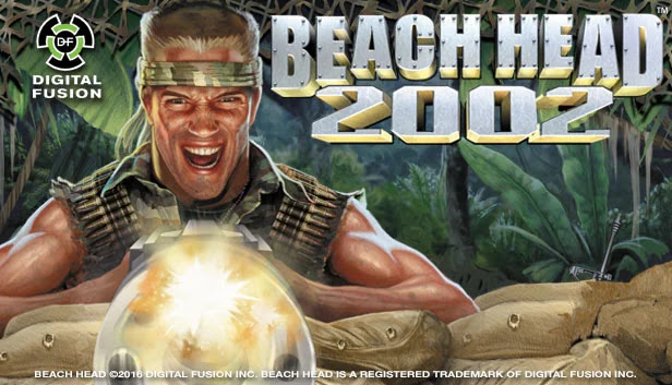 beach head 2002   تحميل لعبة مدفع الشاطئ beach head 2002 للكمبيوتر وطريقة التهكير