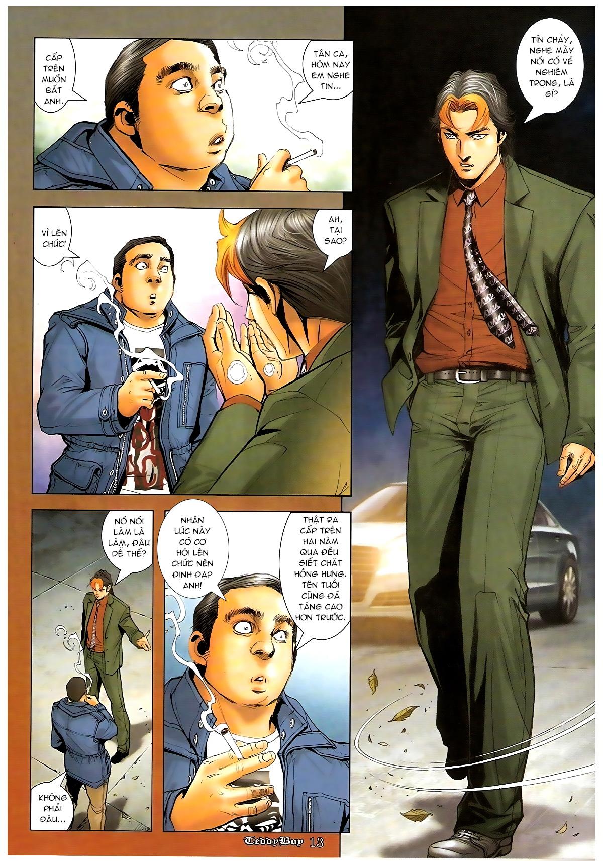 Người Trong Giang Hồ - Chapter 1263: Mua mạng Ngũ Hổ - Pic 11