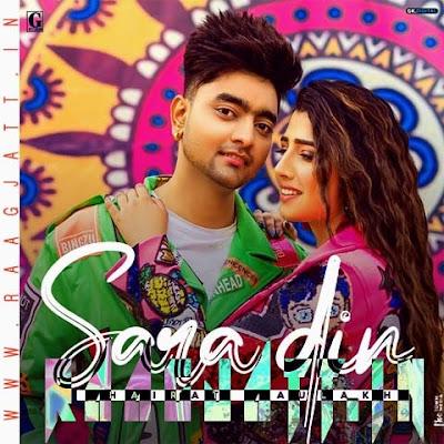 Sara Din by Hairat Aulakh lyrics