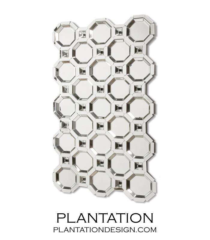 Copy Cat Chic Plantation Design Futura Floor Mirror