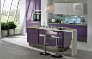 island kitchen set