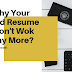 Why Your Old Resume Won't Work Anymore: Tips Inside!
