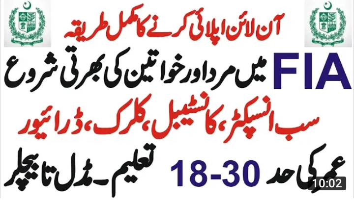 National Highway Motorway Police Islamabad - Noukri Alerts l Daily