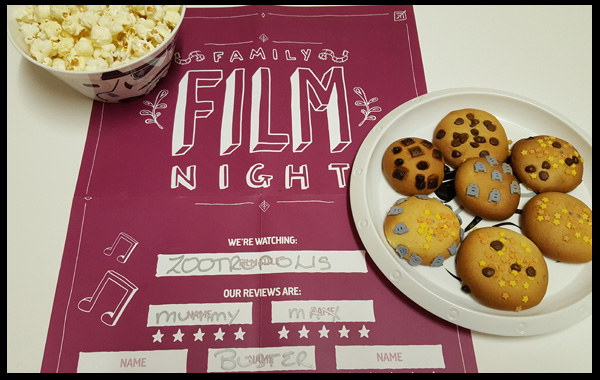Film night with Plusnet