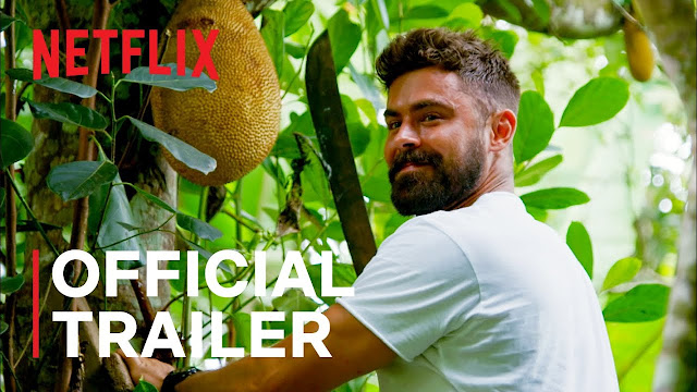 Down To Earth with Zac Efron trailer watch on Netflix