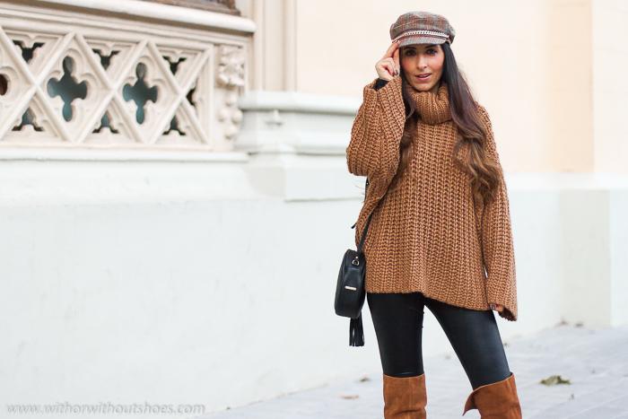 Influencer blogger valencia con ideas de outfits comodos con estilo