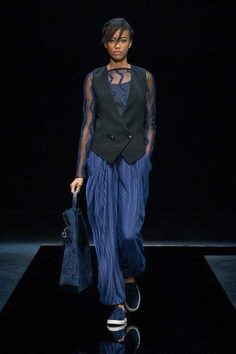 Giorgio Armani, Fall 2021-Ready-To-Wear