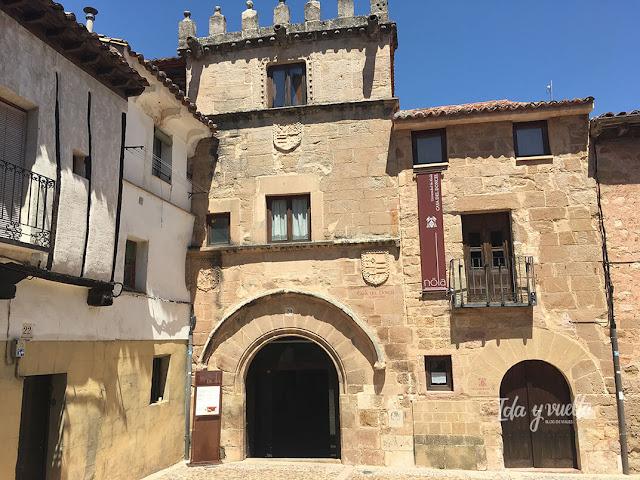 Fachada Casa Doncel
