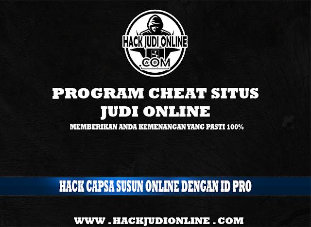 Hack Capsa Susun Online Dengan ID Pro