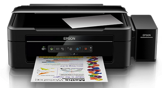 Epson L385 Printer Drivers and Scanner Download