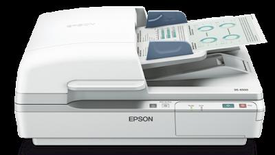 Epson WorkForce DS-6500 Driver Download