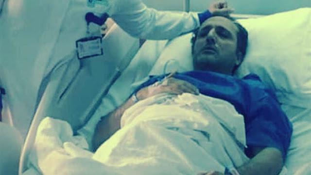 ◄| شاهد | شريف مدكور يتعرض لأزمة صحية جديدة: «نعمة وفضل»