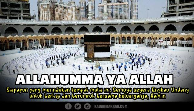 Jika Wabah Covid-19 Belum Reda, Kemenag Bakal Batalkan Keberangkatan Haji 2021