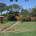 Jardim Alvorada ganha parquinho e quiosque