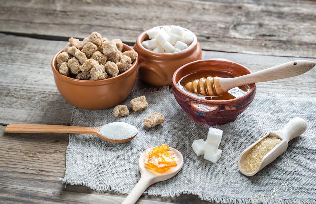Alternativas ao açúcar branco