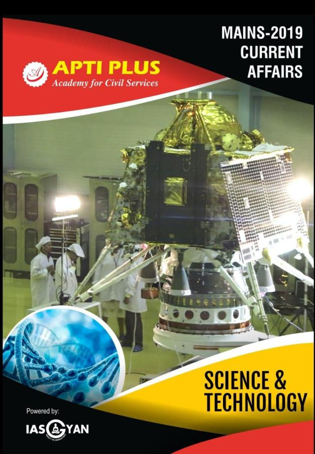 Apti Plus Science and Technology Current Affairs 2019 : For UPSC Exam PDF Book