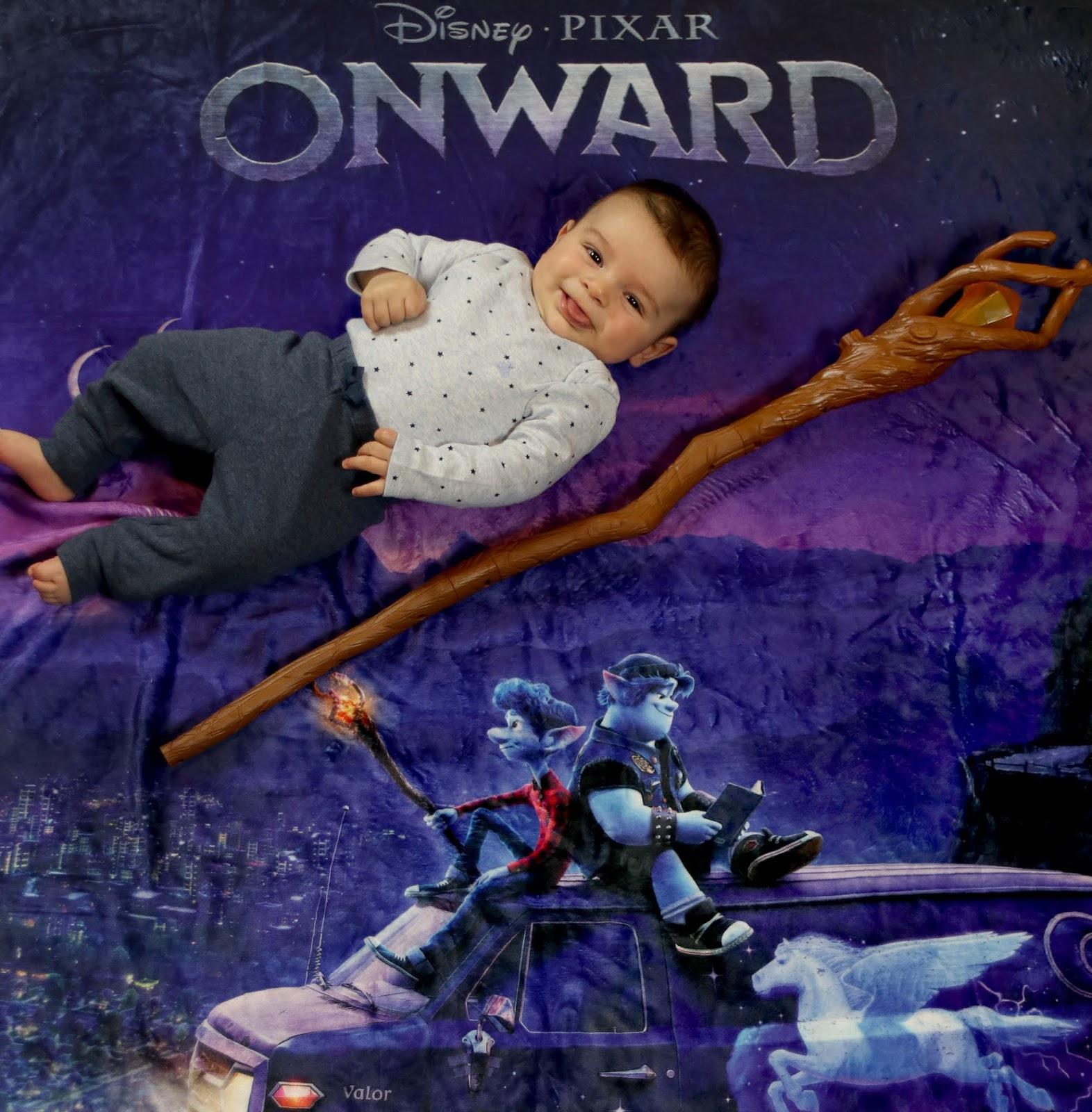 disney pixar onward leap day 2020 blanket