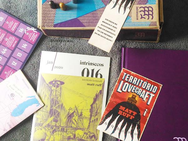 Intrínsecos, o clube de assinatura de livros da Editora Intrínseca - #016
