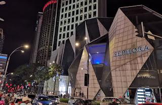 Centro Comercial Pavilion. Kuala Lumpur. Malasia.