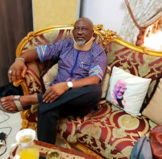 JUST IN : Dino Melaye defects to PDP