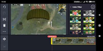Kinemaster, aplikasi android untuk memperjelas video 05