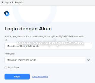 Pemutakhiran Data Mandiri ASN Kabupaten Sukoharjo