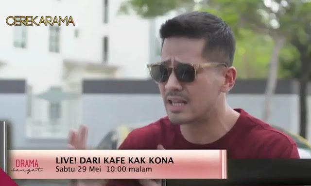 Cerekarama Live Dari Kafe Kak Kona (TV3)