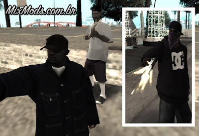 novas skins gangs gta