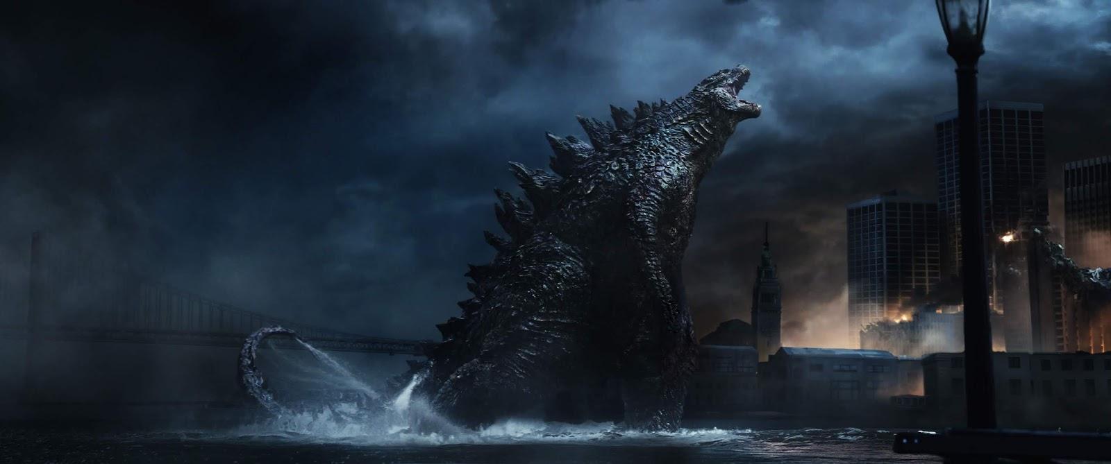 Movie Musings: Godzilla (2014)