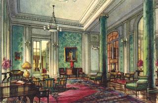 Hôtel Baur au Lac - Musikzimmer