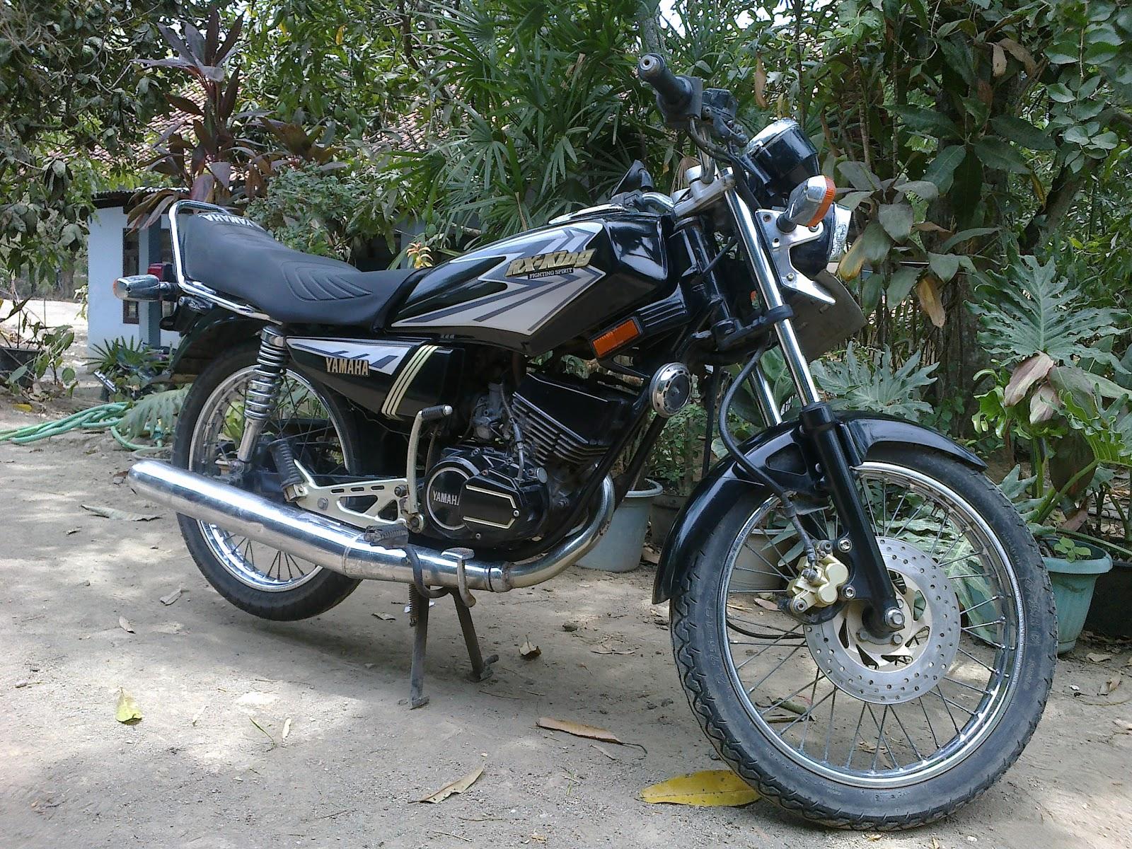 Modifikasi Yamaha Rx King Gambar Modifikasi Motor Terbaru