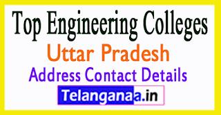 Top Engineering Colleges in Uttar Pradesh