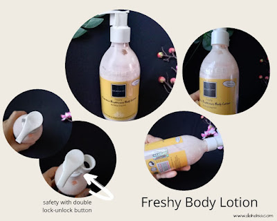 Freshy Body Lotion