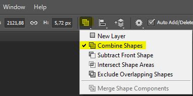 Shape Photoshop