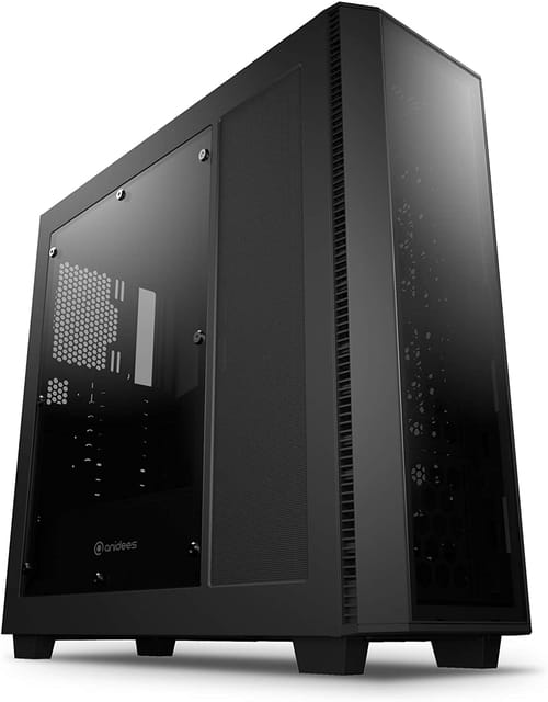 Review Anidees AI Crystal XL PRO LITE Computer Case