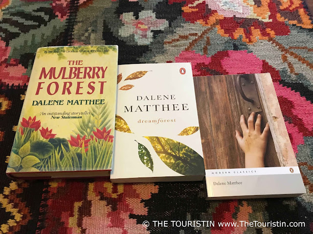Three different Dalene Matthee Books to read before visiting Knysna in South Africa