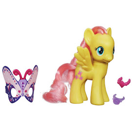 My Little Pony Masquerade Single Wave 2 Fluttershy Brushable Pony