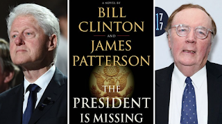Bill Clinton, James Patterson Courting Spielberg, Clooney to Adapt 'President' Book