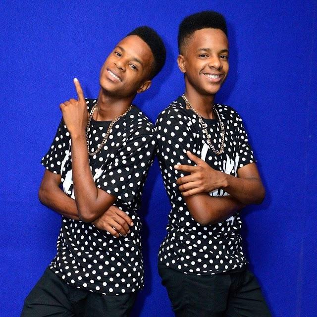 The Twins - O Povo Feat W King